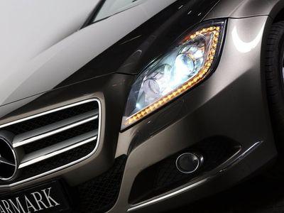 brugt Mercedes CLS350 Shooting Brake 3,0 CDi aut. BE