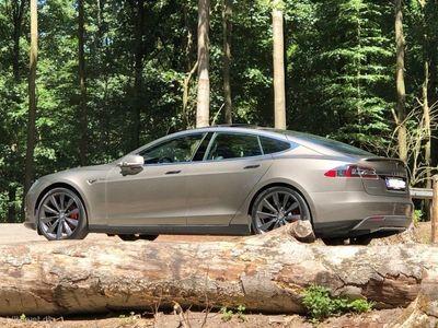brugt Tesla Model S P90D el EL 4x4 700HK 5d Aut.