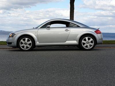 brugt Audi TT 1,8 T