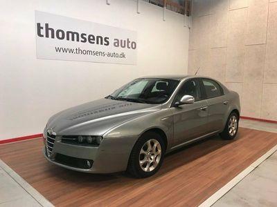 käytetty Alfa Romeo 159 2,2 JTS