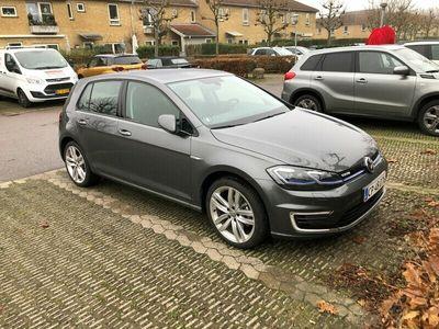 brugt VW e-Golf EL 136 1-trins-automatisk