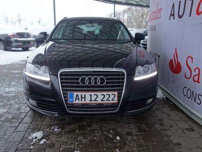 brugt Audi A6 Avant 2,0 TDI Multitr. 170HK Stc Trinl. Gear