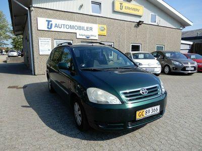 brugt Toyota Sportsvan 2,0 VVT-i