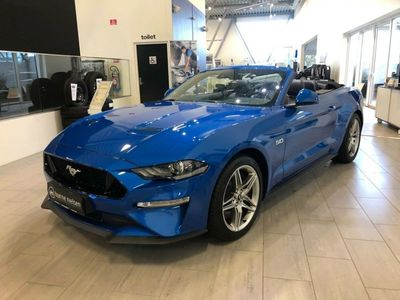 brugt Ford Mustang GT 5,0 V8 Convertible aut.