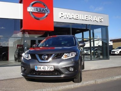 used Nissan X-Trail 7 pers. 1,6 DCi Acenta 130HK 5d 6g
