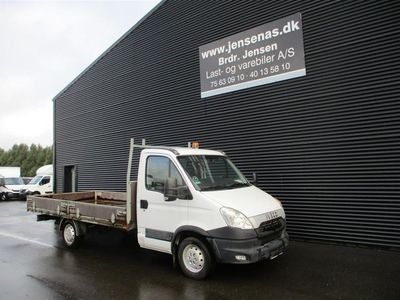 brugt Iveco Daily 35S13 3450mm 2,3 D 126HK Ladv./Chas. 2013