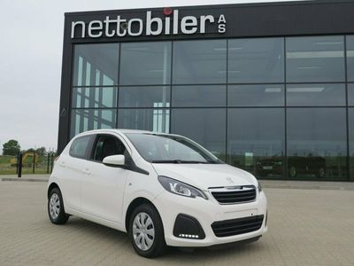 gebraucht Peugeot 108 1,0 e-VTi 69 Active