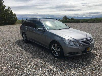 second-hand Mercedes 220 E220 2,2 CDi Elegance stc. aut. BE 5d