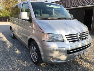 gebraucht VW Multivan 2,5 TDI 174HK