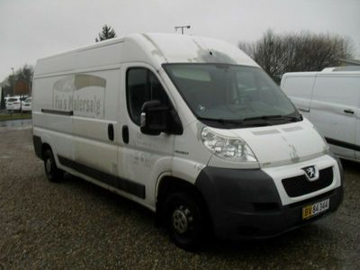 second-hand Peugeot Boxer 333 2,2 HDi 120 Kassevogn L3H2