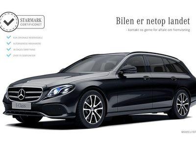 second-hand Mercedes E350 3,0 Avantgarde stc. aut.