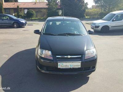 brugt Chevrolet Kalos 1,4 SE A/C 94HK 3d