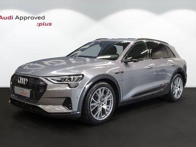 brugt Audi E-Tron - 55 Advanced quattro