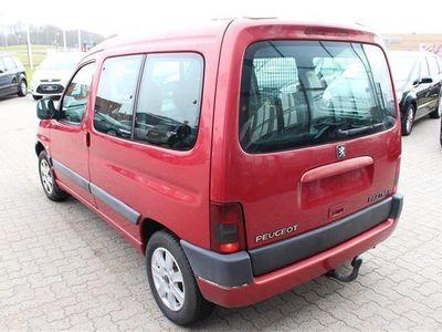 brugt Peugeot Partner 1,9 D 70HK