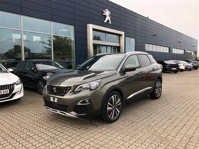 brugt Peugeot 3008 1,6 PureTech Allure EAT8 180HK 8g Aut.