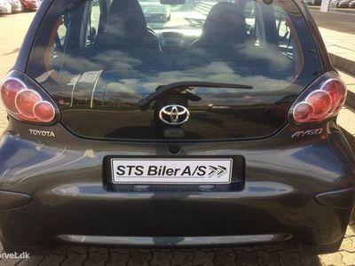 brugt Toyota Aygo Plus 1,0 VVT-I Air VSC 68HK 5d