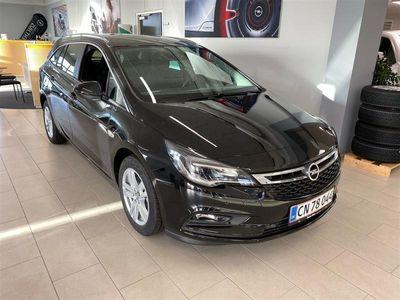 brugt Opel Astra Sports Tourer 1,0 Turbo ECOTEC Impress 105HK Stc