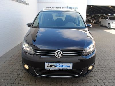 brugt VW Touran TDi 140 Highline BMT