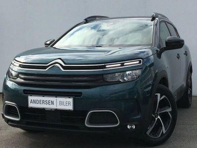 brugt Citroën C5 Aircross 1,5 Blue HDi Platium start/stop 130HK 5d 6g