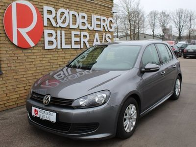 käytetty VW Golf VI 1,6 TDi 105 BlueMotion