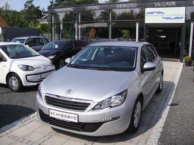 usado Peugeot 308 1,6 BlueHDi 120 Active