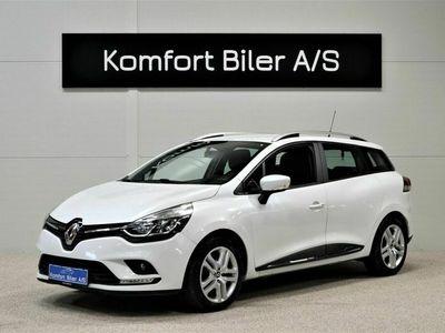 brugt Renault Clio IV TCe 90 Zen ST 0,9