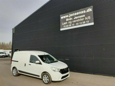 brugt Dacia Dokker 1,5 DCi Ambiance 90HK Van 2018