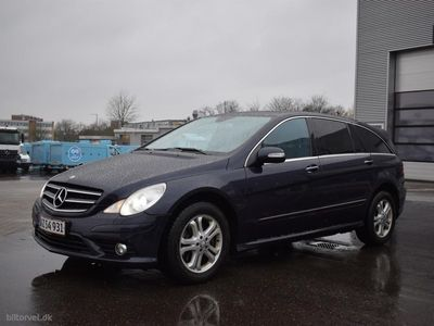 brugt Mercedes R350 Lang 3,0 CDI BlueEfficiency 4-Matic 265HK 7g Aut.