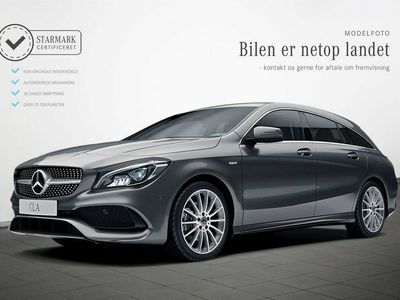 used Mercedes CLA200 1,6 Final Edition SB aut.