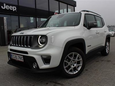 brugt Jeep Renegade 1,0 Turbo Limited First Edition 120HK 5d 6g