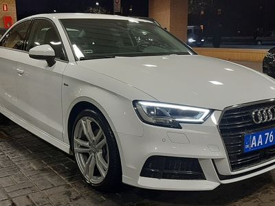 brugt Audi A3 Limited Edition