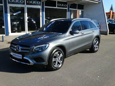 gebraucht Mercedes GLC250 d 2,2 aut. 4-M