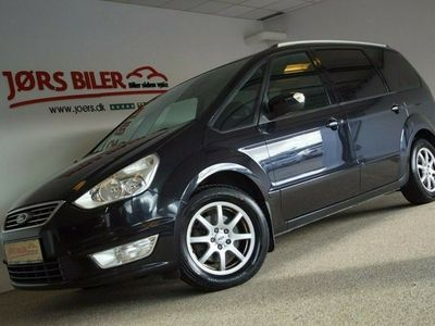 brugt Ford Galaxy 2,0 TDCi 140 Collection aut.