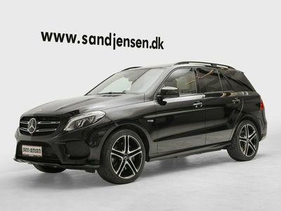 brugt Mercedes GLE43 AMG 3,0 AMG aut. 4-M Van