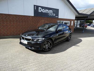 brugt BMW 330 2,0 i Steptronic Sport Line 258HK Sedan aut