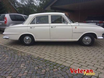 brugt Vauxhall Victor Velox
