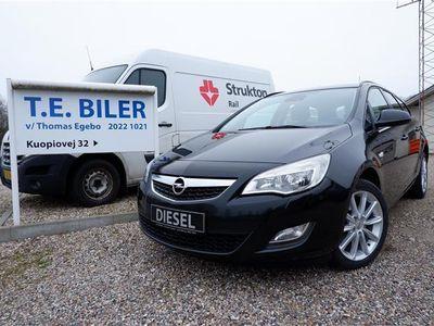 käytetty Opel Astra Sports Tourer 1,7 CDTI DPF Sport 110HK Stc 6g
