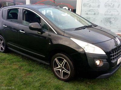 käytetty Peugeot 3008 1,6 HDI Premium Plus 112HK 6g