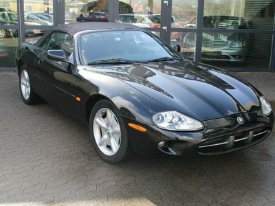 brugt Jaguar XK8 XK 4,0Convertible aut.