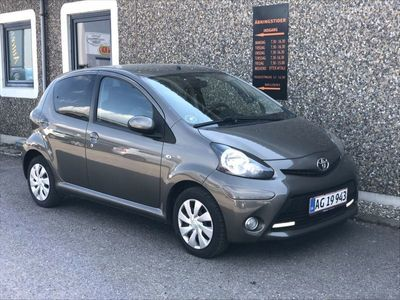 second-hand Toyota Aygo 1.0 T2 Air