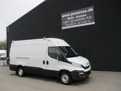 brugt Iveco Daily 35S15 12m3 2,3 D 146HK Van 2014