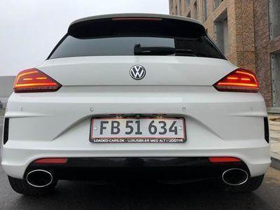 brugt VW Scirocco 2,0 R model