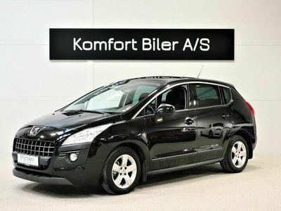 brugt Peugeot 3008 HDi 110 Premium 1,6