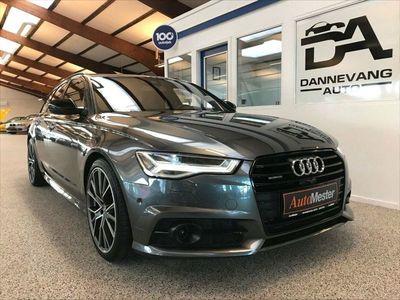 brugt Audi A6 TDi Competition Avant quat Tip