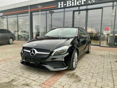 brugt Mercedes A200 d 2,2 AMG Line