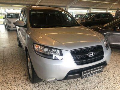 brugt Hyundai Santa Fe 2,2 CRDi GLS 4WD