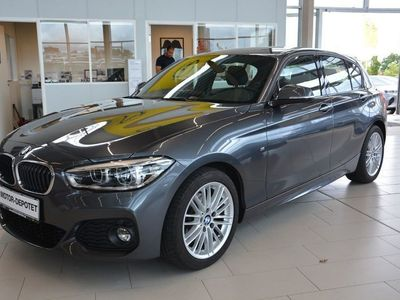 brugt BMW 120 i 2,0 M-Sport aut.