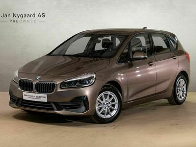 brugt BMW 218 Active Tourer i 1,5 Connected aut.