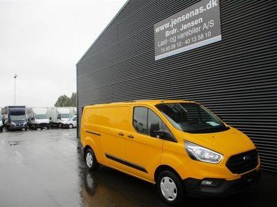 brugt Ford 300 Transit CustomL2H1 2,0 TDCi Trend 130HK Van 6g 2018