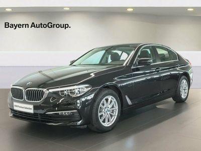 używany BMW 520 d 2,0 aut.